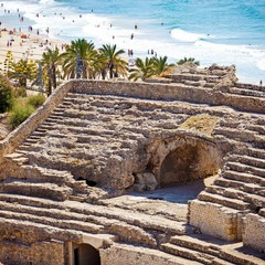 Anfiteatro romano a Tarragona