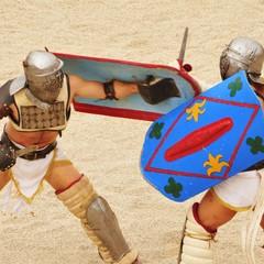 Anfiteatro romano di Tarragona i gladiatori