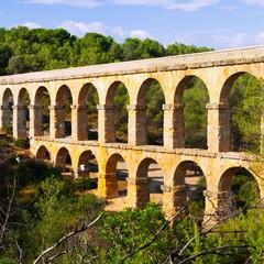 Antico acquedotto a Tarragona