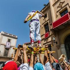 Ballo dei pastori durante la Fiesta Major di Sitges