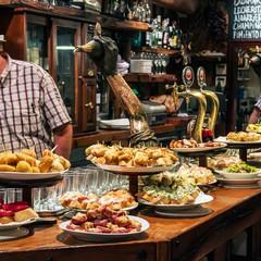 Bar de Taspas e Pinchos