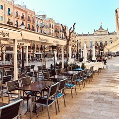 Bar e ristoranti nel centro di Tarragona