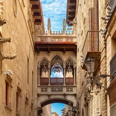 Barrio Gotico a Barcellona