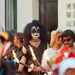 Carnevale di Sitges Entierro della sardina