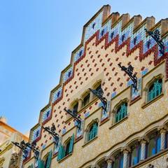 Casa Amatller a Barcellona