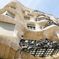 Casa Mil La Pedrera a Barcellona