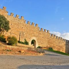 Castello di Montblanc