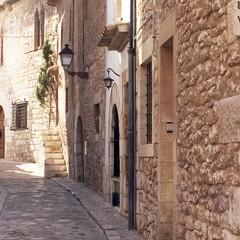 Centro storico di Sitges Passatge La Vall