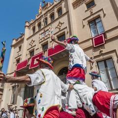 Festa Major a Sitges Moixiganga