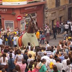 Festeggiamenti per Santa Tecla a Tarragona