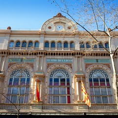 Gran Teatro del Liceo a Barcellona
