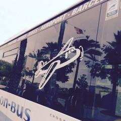 Mon Bus autobus da Sitges allaeroporto di Barcellona El Prat
