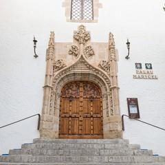 Palau Maricel a Sitges