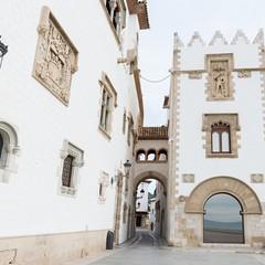 Palau Maricel e museo a Sitges
