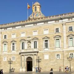 Palazzo della Generalitat de Catalunya a Barcellona