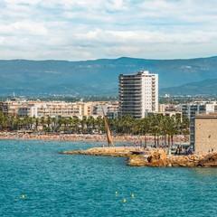 Panorama di Salou Tarragona