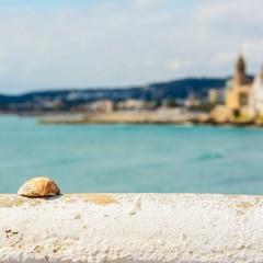 Panorama di Sitges