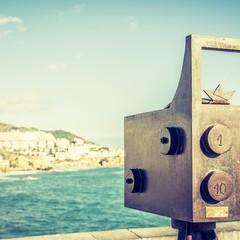 Panoramica di Sitges
