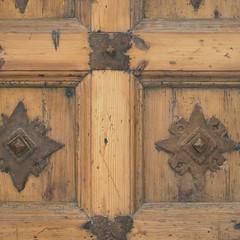 Particolare nel centro storico di Sitges
