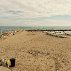 Playa de la Barra a Sitges