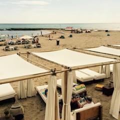 Playa de Los Anquines a Sitges