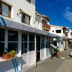 Port de Aiguadol a Sitges