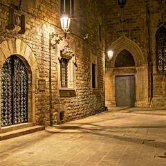 Quartiere Gotico a Barcellona