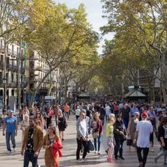 Rambla Barcellona
