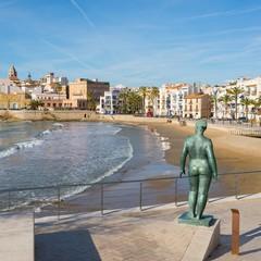 Sant Sebastià Playa Sitges