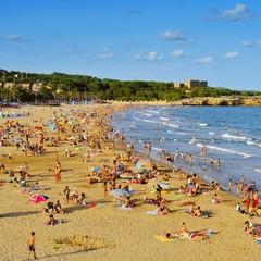 Spiaggia Arrabassada a Tarragona