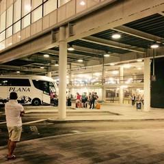 Terminal autobus allaeroporto di El Prat