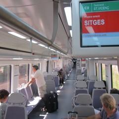 Treno per Sitges