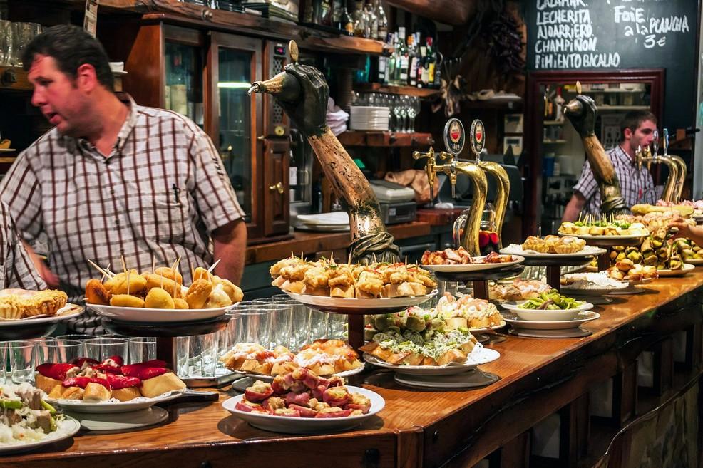 Bar de Tapas e Pinchos