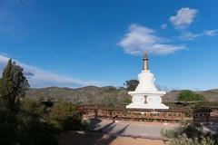 Il montastero buddhista del Garraf