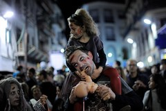 Sitges Zombie Walks