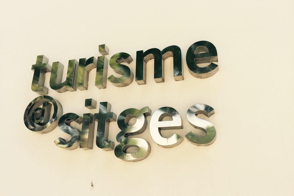 Punto di informazione turistica di Sitges