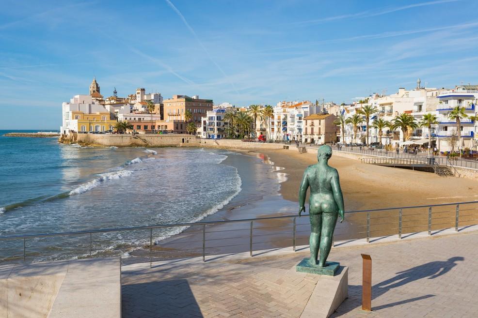 San Sebasti n Playa Sitges